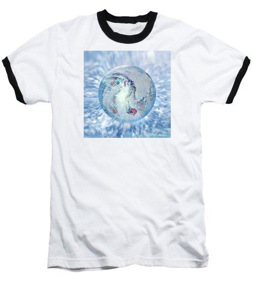 Shades Of Winter Baseball T-Shirt
