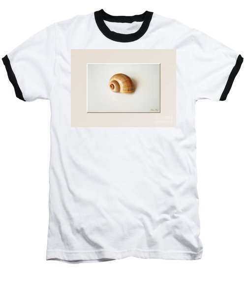 Shell. Delicate Colors Baseball T-Shirt