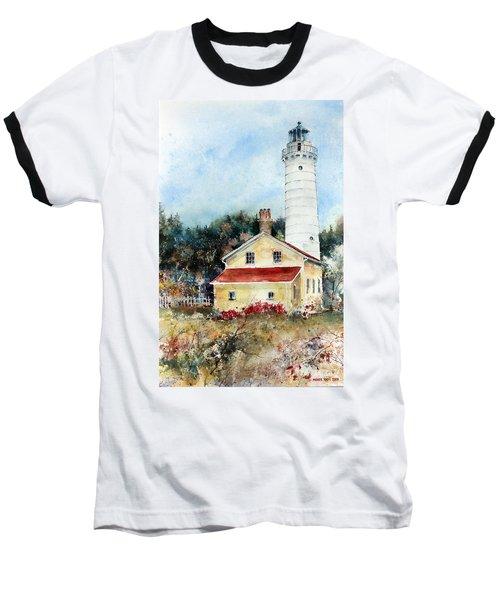 Shore Beacon Baseball T-Shirt