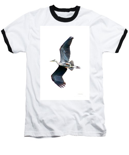 Baseball T-Shirt featuring the photograph Showing Some Leg by Heather King