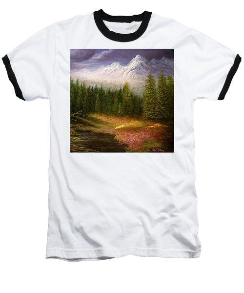 Sierra Spring Storm Baseball T-Shirt