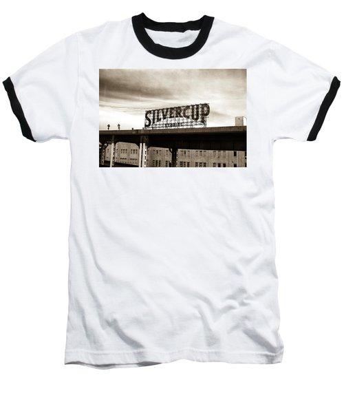 Silvercup Studios Baseball T-Shirt