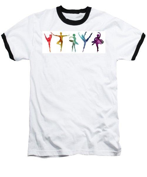 Simply Dancing 3 Baseball T-Shirt