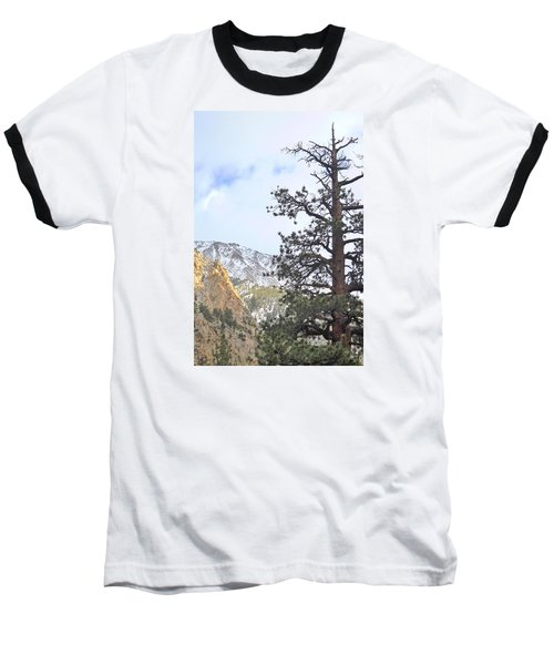 Baseball T-Shirt featuring the photograph Simply by Marilyn Diaz