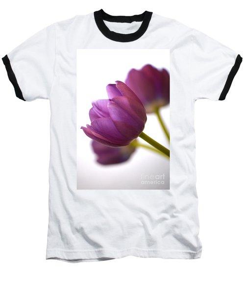 Simply Purple Baseball T-Shirt