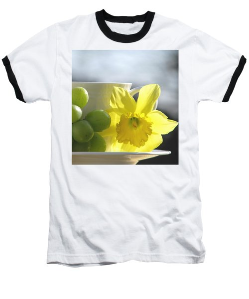 Sipping Spring Baseball T-Shirt