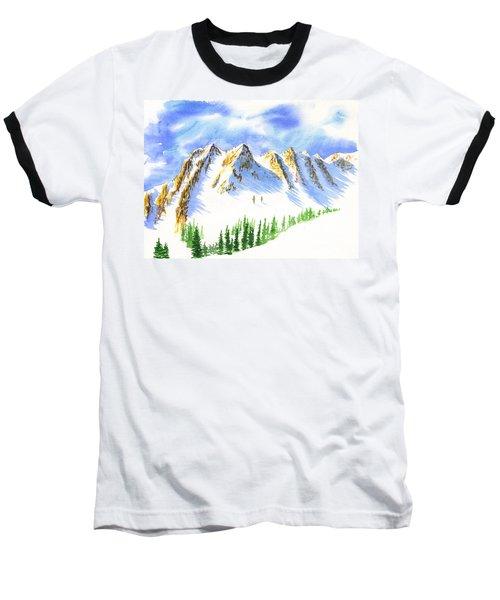 Sisters 2 Baseball T-Shirt