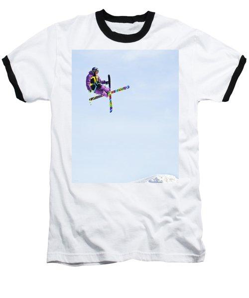 Ski X Baseball T-Shirt