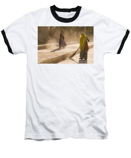Skn 1691 Speckless Baseball T-Shirt
