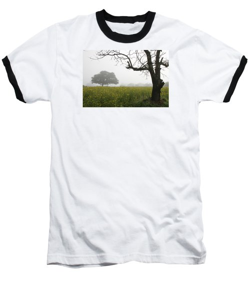 Baseball T-Shirt featuring the photograph Skc 0060 Framed Tree by Sunil Kapadia