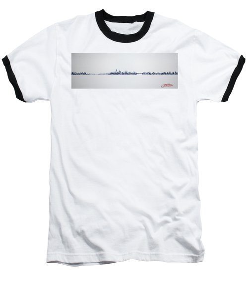 Skyline 10x30-2 Baseball T-Shirt