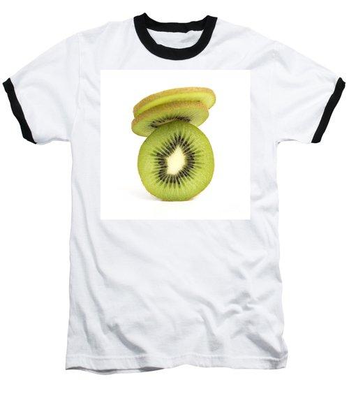 Sliced Kiwis Baseball T-Shirt