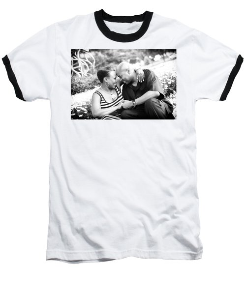 Baseball T-Shirt featuring the photograph Smith Harper 14 by Coby Cooper