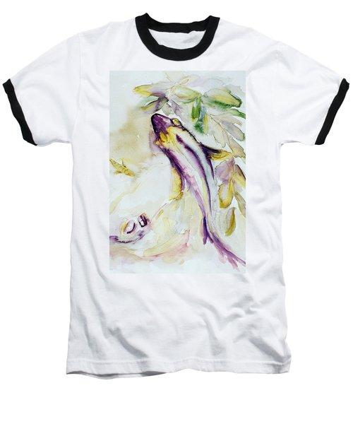 Snapper And Skate Baseball T-Shirt