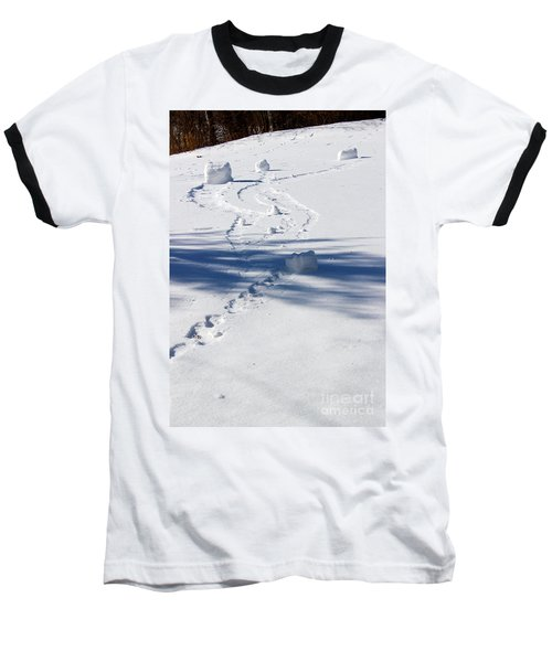 Snow Rollers Baseball T-Shirt