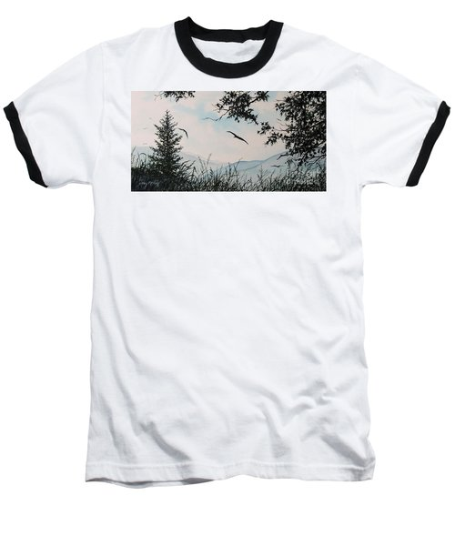 Soaring High Sold Baseball T-Shirt