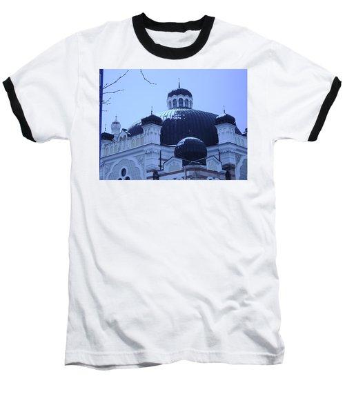 Sofia Synagogue In Bulgaria Baseball T-Shirt