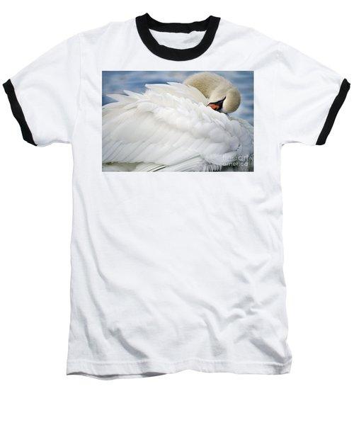 Softly Sleeping Baseball T-Shirt