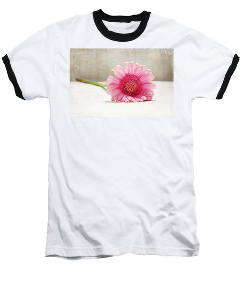 Softness In Pink Baseball T-Shirt