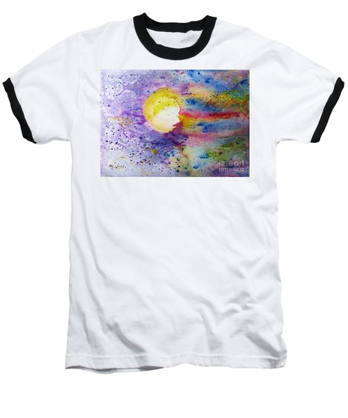 Solar Flair Baseball T-Shirt