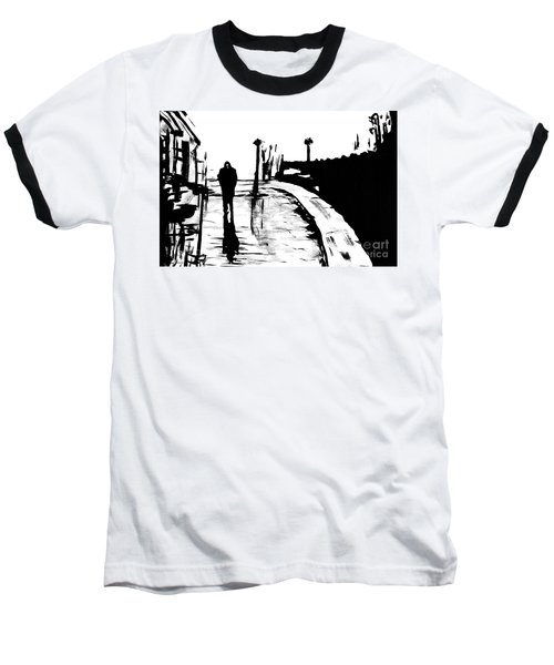 Solitude Baseball T-Shirt