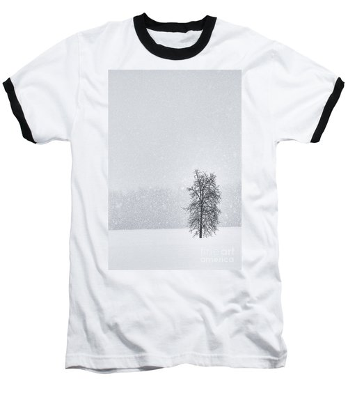 Solitude II Baseball T-Shirt