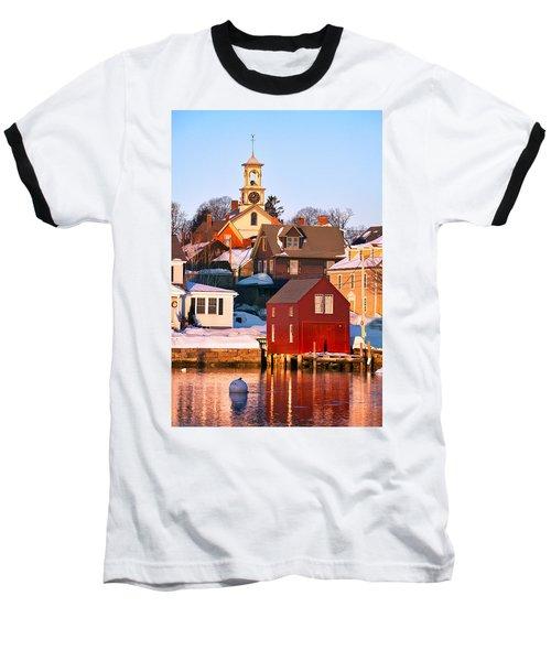 South End Boathouse Baseball T-Shirt