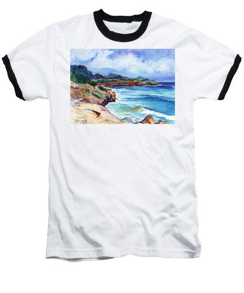 South Shore Hike Baseball T-Shirt