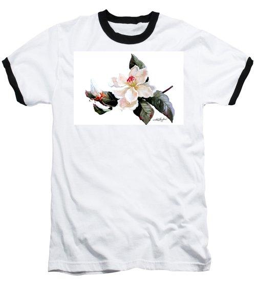 Southern Magnolia Baseball T-Shirt