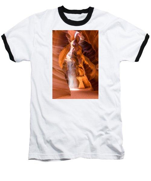 Spirit Walker Baseball T-Shirt by Tassanee Angiolillo