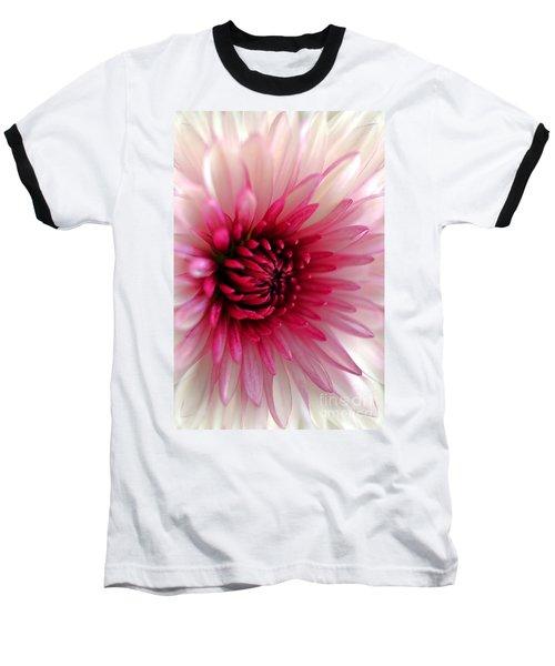 Splash Of Pink Baseball T-Shirt