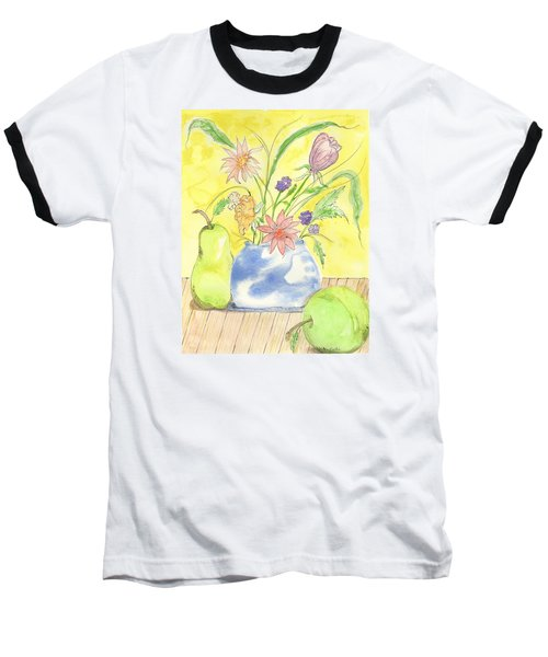 Spring Bouquet Baseball T-Shirt