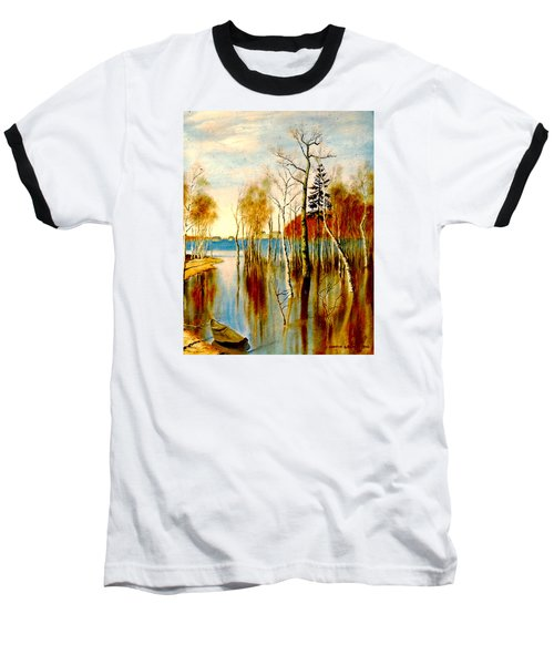 Spring Flood Baseball T-Shirt