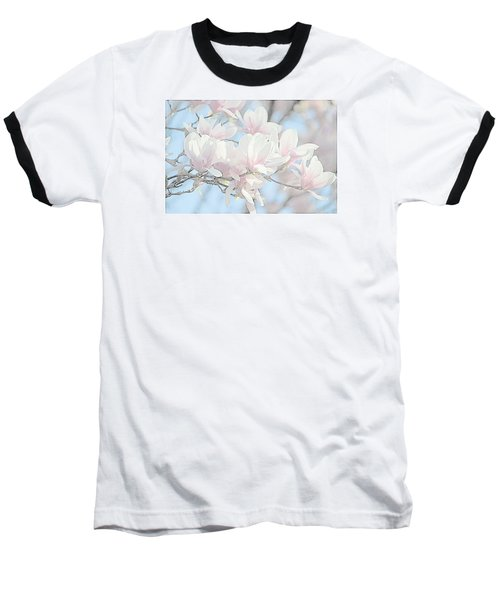 Baseball T-Shirt featuring the photograph Spring Has Arrived 3 by Susan  McMenamin