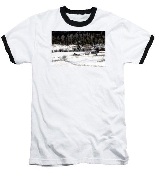 Spring Horizon Baseball T-Shirt