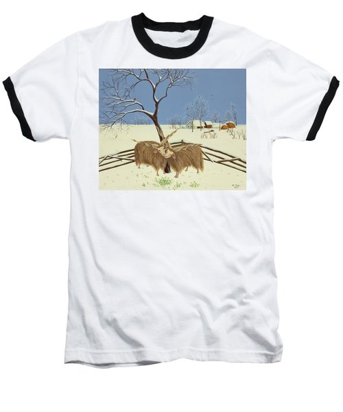 Spring In Winter Baseball T-Shirt