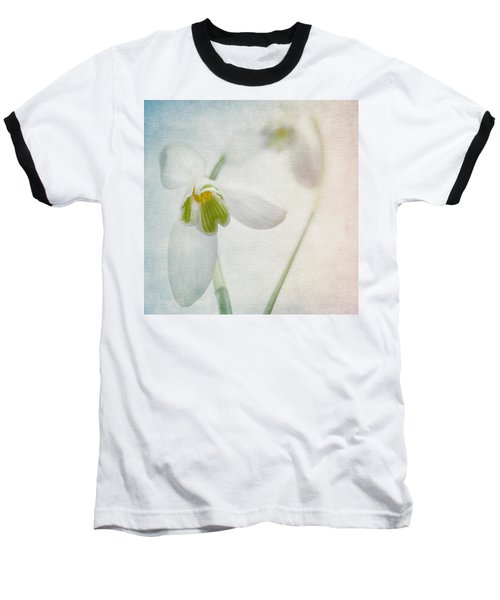 Springflower Baseball T-Shirt
