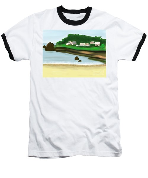 A Peaceful Life  Baseball T-Shirt