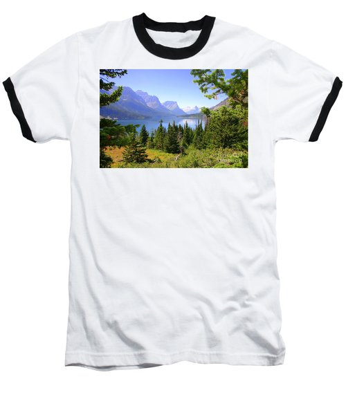 St. Mary Lake Baseball T-Shirt