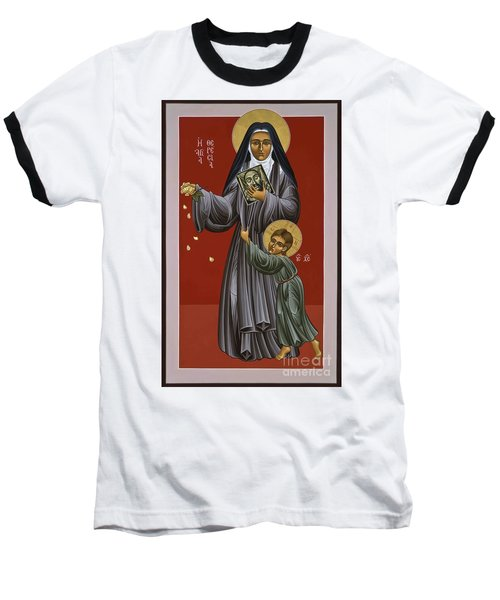 St. Therese Of Lisieux Doctor Of The Church 043 Baseball T-Shirt