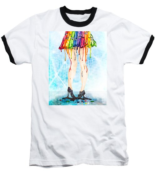 Stage Legs Baseball T-Shirt