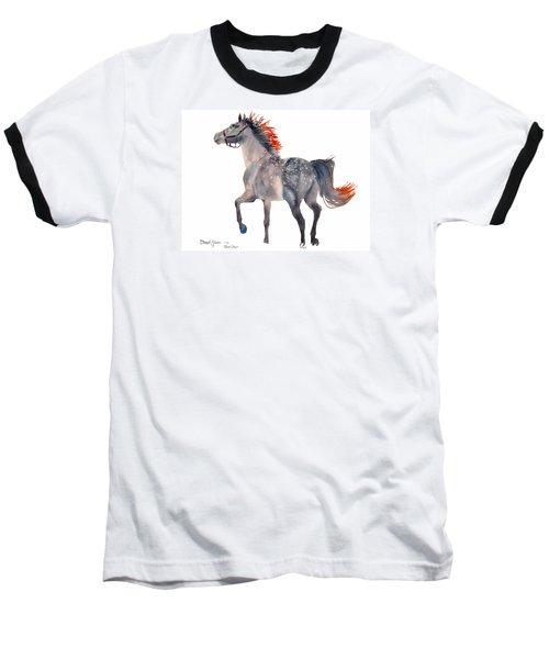 Da151 Star Dust By Daniel Adams Baseball T-Shirt