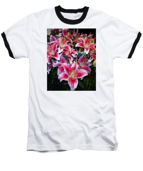 Star Gazing Baseball T-Shirt
