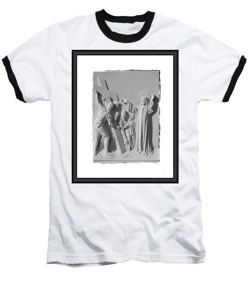 Station I I Baseball T-Shirt