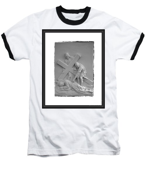 Station I X Baseball T-Shirt