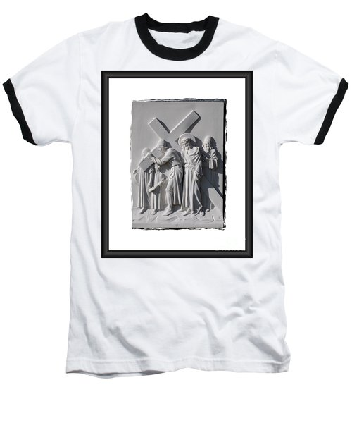 Station V Baseball T-Shirt