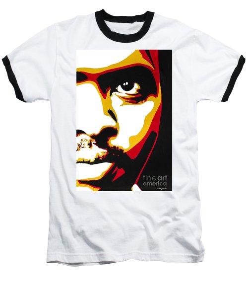 Stephen Bantu Biko Baseball T-Shirt