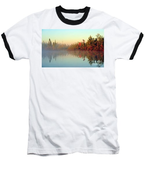 Still Water Marsh Baseball T-Shirt