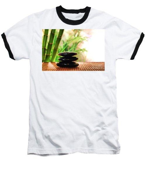 Stone Cairn Baseball T-Shirt