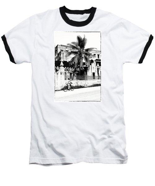 Tanzania Stone Town Unguja Historic Architecture - Africa Snap Shots Photo Art Baseball T-Shirt